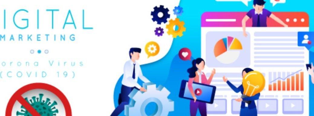covid-19, digital marketing