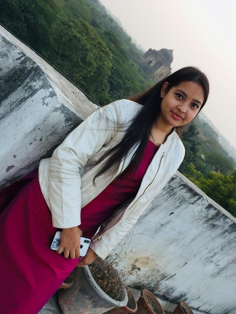 Saloni Rajput, Social Eyes