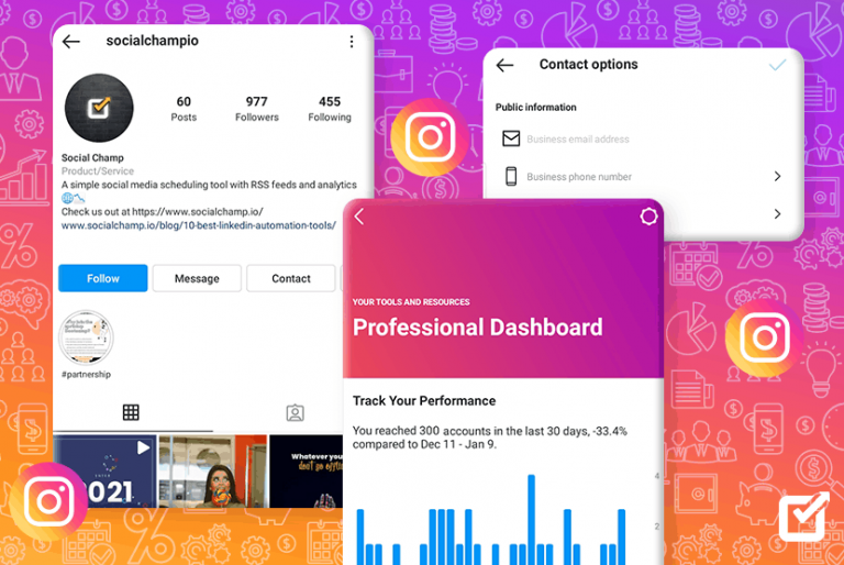 how to optimize instagram profile