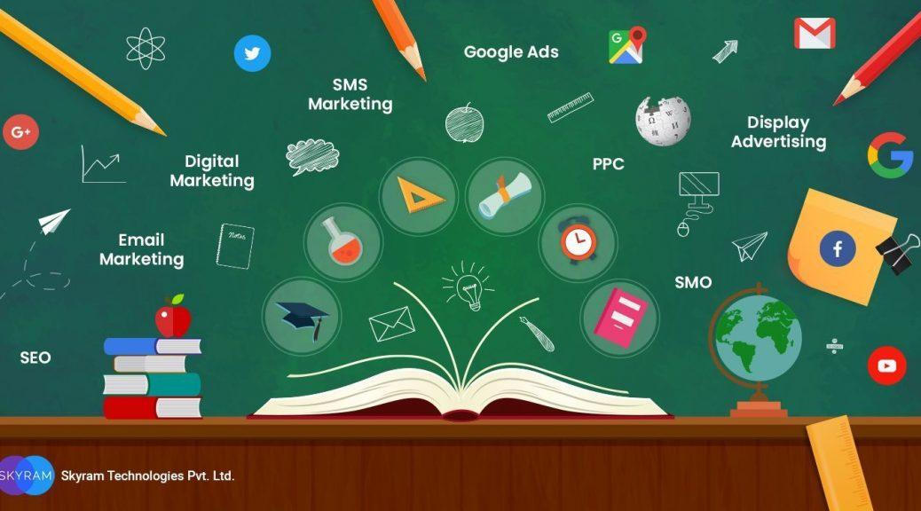 digital marketing for education sector