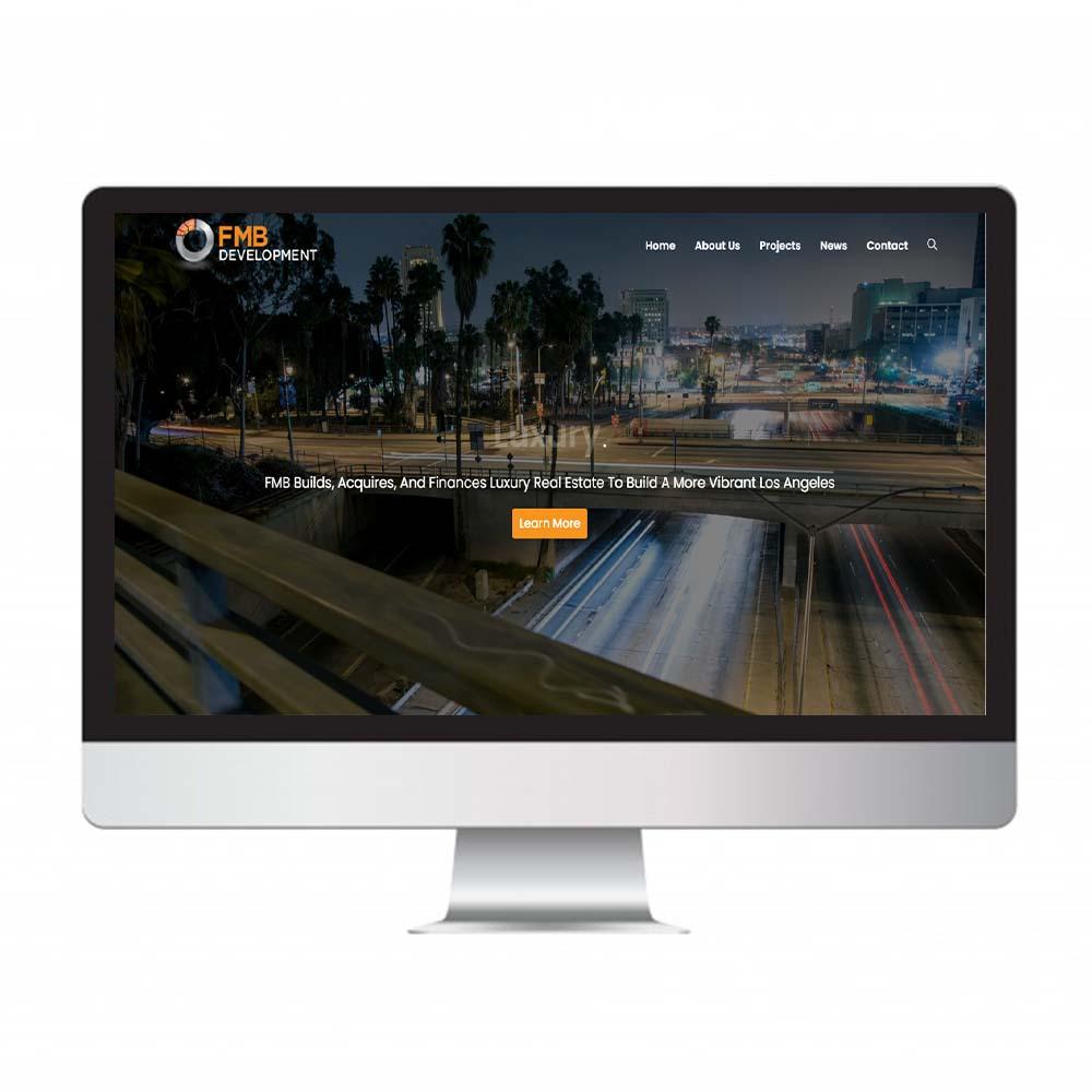 fmb, website design and development