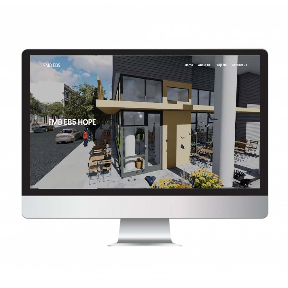 fmb eb5, website design and development
