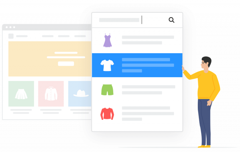 e commerce title ideas